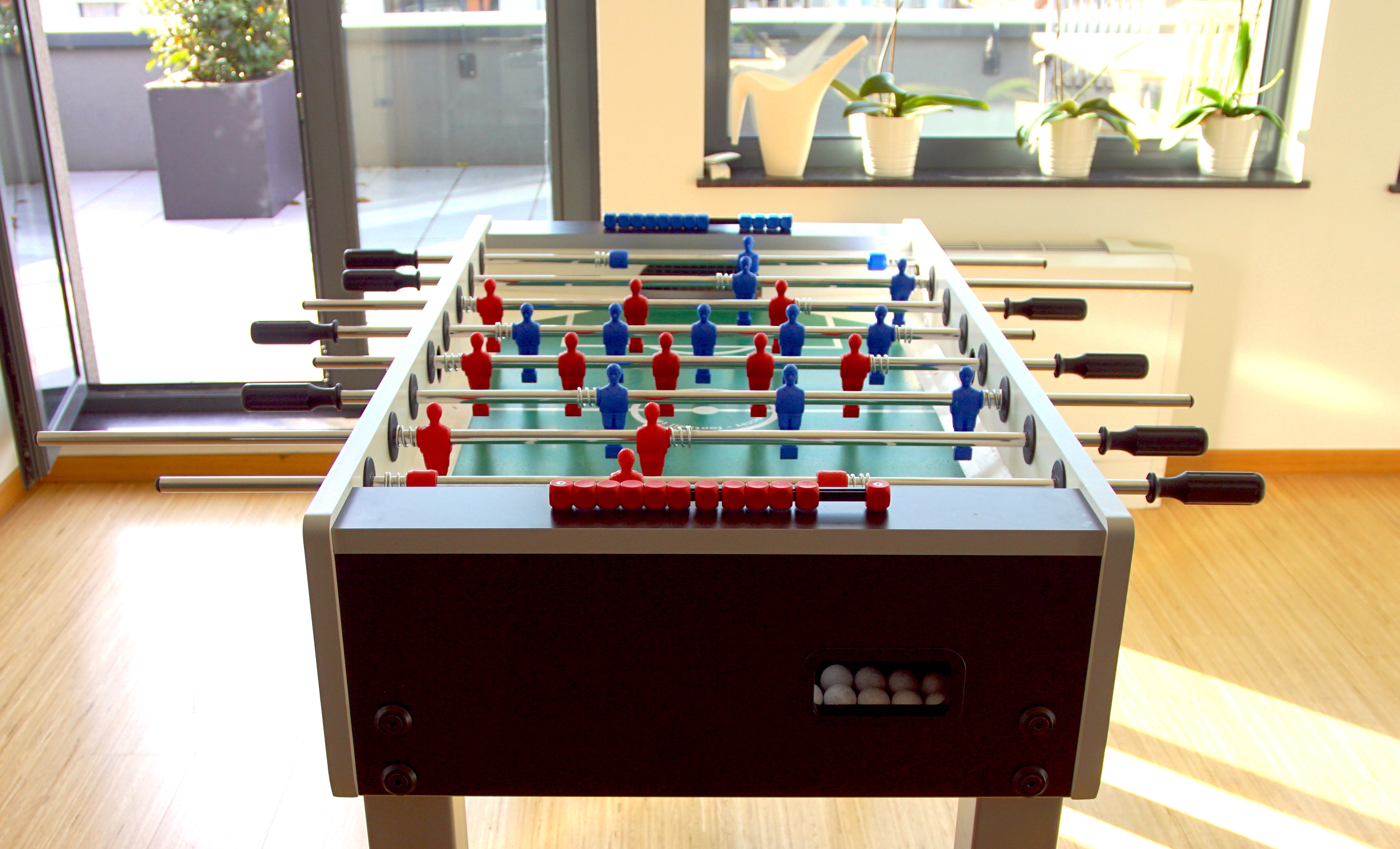 Table Soccer Tournament: #ScoreForCharity